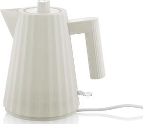Czajnik elektryczny plissé 1 l biały