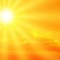 Słonecznie - fototapeta