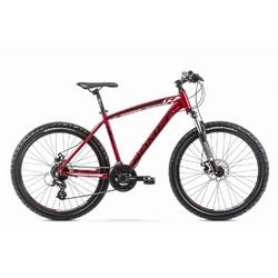 Rower górski romet rambler r6.3 26 2020, kolor czerwony, rozmiar 18