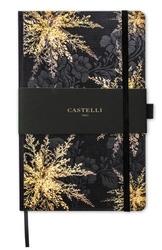 Notes castelli milano - midnight floral heather
