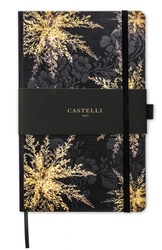 Notes castelli milano - midnight floral heather