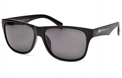 Okulary arctica s-262 czarne polaryzacyjne