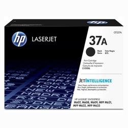 HP oryginalny toner CF237A, black, 11000s, HP 37A, HP HP LaserJet Enterprise M607n, M607dn