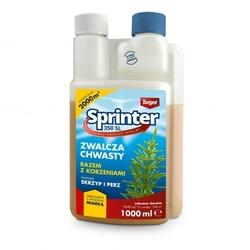 Sprinter 350 sl – środek chwastobójczy totalny – 1 l target