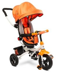 Toyz wroom orange rowerek trzykołowy z obracanym siedziskiem + prezent 3d