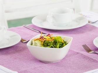 Salaterka  miska kwadratowa porcelana altom design regular 15 cm