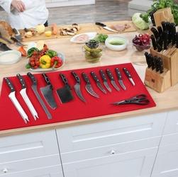 Zestaw noży kuchennych + gratis stojak