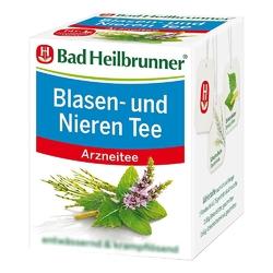 Bad heilbrunner blasen- und nieren tee filterbeut.