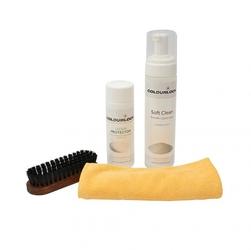 Zestaw colourlock soft do czyszczenia starych skór