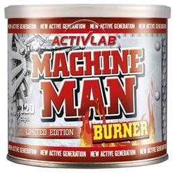 ACTIVLAB Machine Man Burner - 120caps.