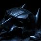 Batman - maska - plakat wymiar do wyboru: 70x50 cm