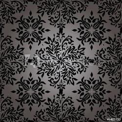 Obraz na płótnie canvas dwuczęściowy dyptyk streszczenie powtórzyć kwiatowy
