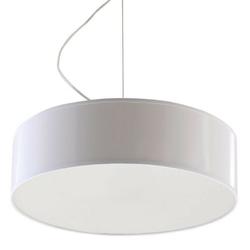 Sollux - lampa wisząca arena 35 - biała