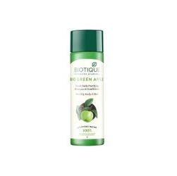 Bio szampon i odżywka 2w1 biotique zielone jabłko 190ml