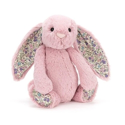 Blossom tulip pink bunny, 31 cm, jellycat - blossom pink