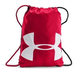 Plecak worek under armour ozsee sackpack - czerwony