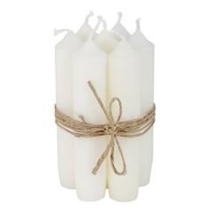 Świeczka krótka biała ib laursen
