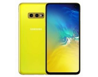 Samsung Smartfon GALAXY S10e Dual Sim 128GB Żółty