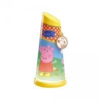Lampka nocna i latarka go glow świnka peppa pig