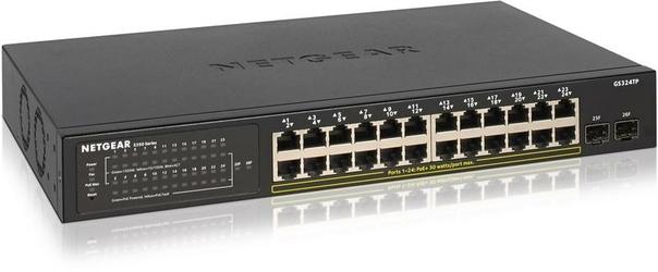Switch Netgear GS324TP-100EUS - Szybka dostawa lub możliwość odbioru w 39 miastach
