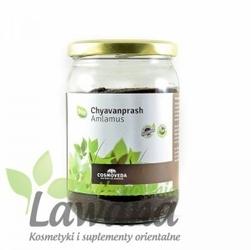 Pasta wzmacniająca chyavanprash amla jam organiczna 600g cosmoveda