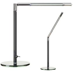 Lampa led na biurko ultra slim black