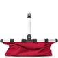 Koszyk na zakupy reisenthel carrybag frame czarno-złoty rbk7041