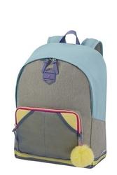 Plecak sam school spirit jasny niebieski l - jasny niebieski