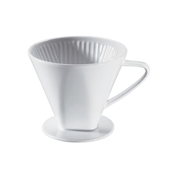 Porcelanowy drip do kawy rozmiar 6 cilio
