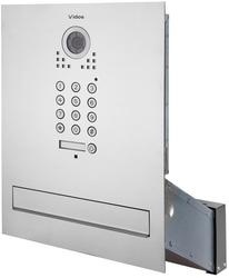 Skrzynka na listy vidos s561d-sk z wbudowanym wideodomofonem - szybka dostawa lub możliwość odbioru w 39 miastach