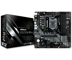 ASRock Płyta główna H370M Pro4 s1151 4DDR4 USB3.1DVIHDMIM.2 uATX