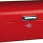 Pojemnik na pieczywo grandy czerwony