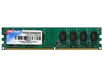 Patriot DDR2 2GB Signature 800MHz CL6