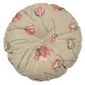 Be pure :: poduszka vogue okrągła velvet jasna