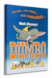 Dumbo The Fabulous - Obraz na płótnie