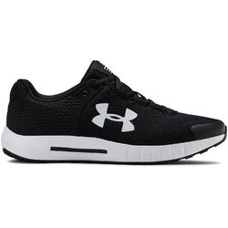 Buty biegowe damskie ua w micro g pursuit bp - czarny