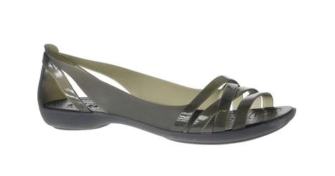 Crocs isabella huarache 2 flat 204912-060 3738 czarny