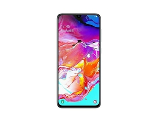 Samsung Smartfon GALAXY A70 DS 6128GB Biały