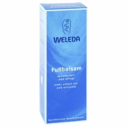 Weleda balsam do stóp