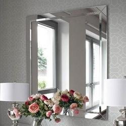 Gieradesign :: lustro w lustrzanej ramie satis prostokątne 60x80 cm