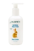 Naturalny lotion do ciała dla dzieci i niemowląt z wiesiołkiem, aloesem i olejem z kiełków pszenicy 237ml