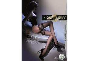 Calze exclusive 15 den gabriella pończochy