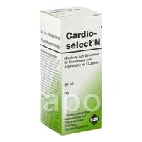 Cardioselect n tropfen