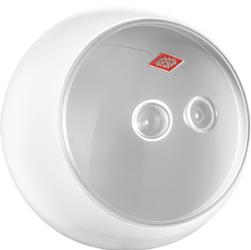 Okrągły pojemnik kuchenny biały Spacy Ball Wesco 223201-01
