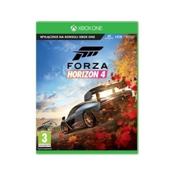 Microsoft Gra Forza Horizon 4  Xbox One GFP-00019