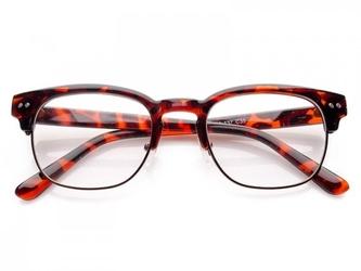 Zerowki panterkowe okulary oprawki dla kobiet i mezczyzn 0054