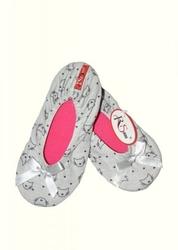 Risocks baletki 3065 wzór dziecięce kapcie