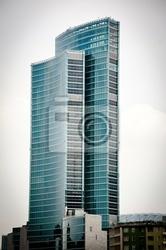Obraz wieżowiec milano