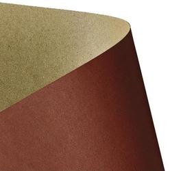 Papier ozdobny ekologiczny kraft 275g a4 czerwony - cze