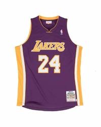 Koszulka Mitchell  Ness NBA Kobe Bryant 2008-09 Los Angeles Lakers Authentic - Away